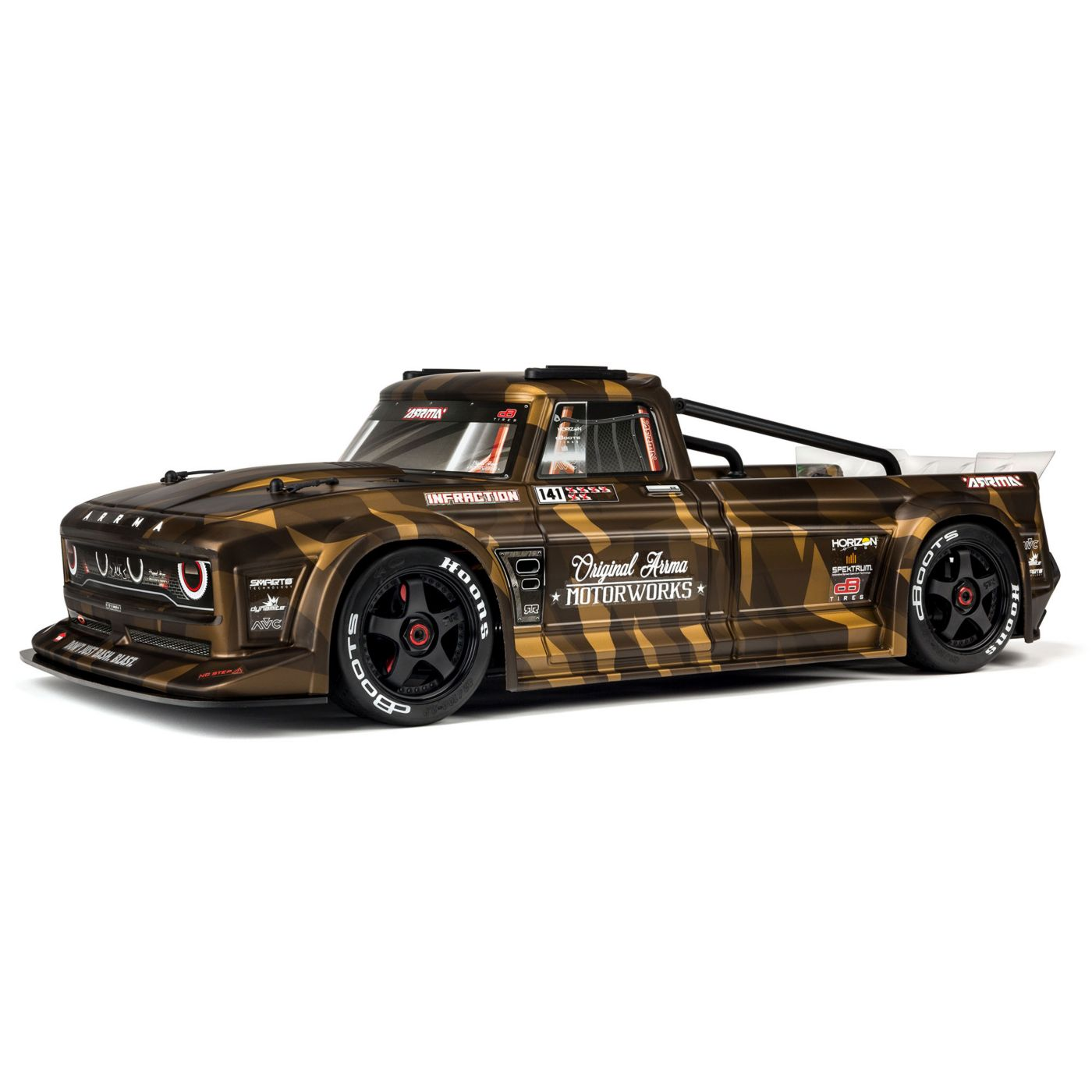 Arrma Infraction 6S BLX Brushless 1/7 RTR Electric 4WD Street Bash Truck3