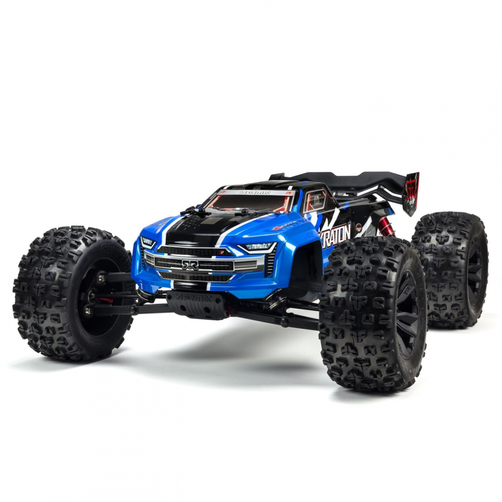 Arrma Kraton 8S BLX Brushless RTR 1/5 4WD Monster Truck (Orange)