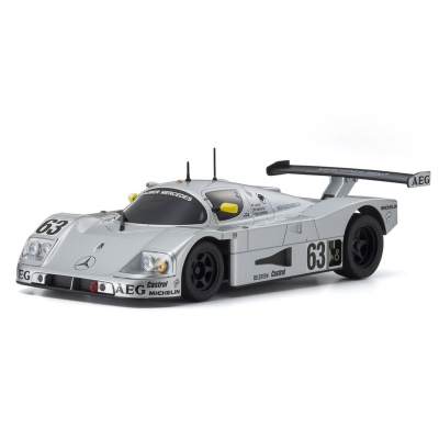 Mini-Z Sauber-Mercedes C9 No. 63 Lm 1989 MR-03 RTR
