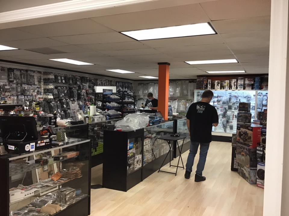 Remote control cars Hobby Shop