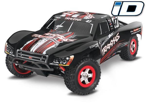 Slash 1/16 4x4 Short Course RTR RC Truck w/Battery & Quick Charger